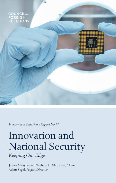 Innovation and National Security