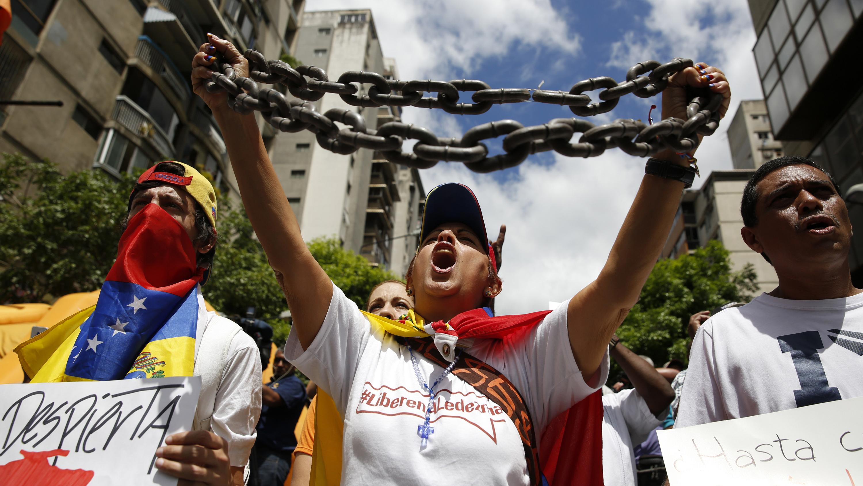Image result for Socio-economic Crisis in Venezuela