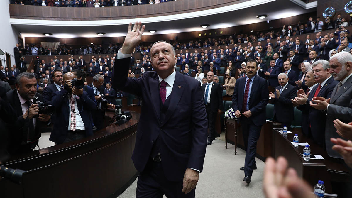 How Erdogan Muscled Turkey to the Center of the World Stage