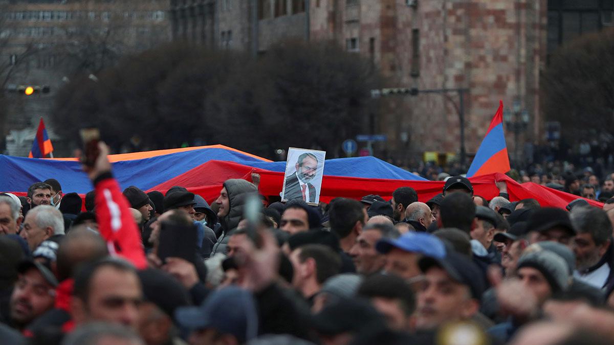 Armenia's Postwar Crisis: What to Know
