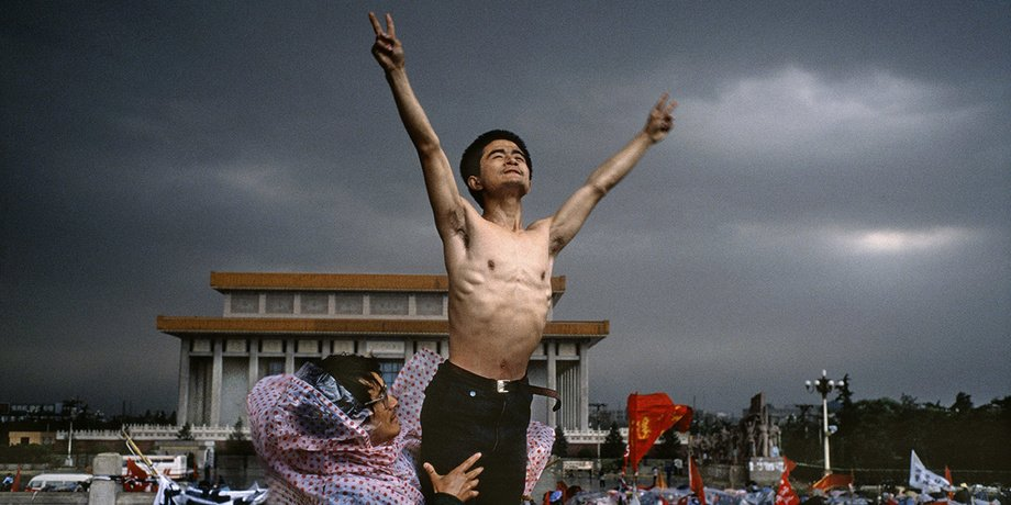 Photos: Thirty Years of Protests in China Since Tiananmen